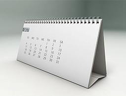 Изготовление календарей на заказ