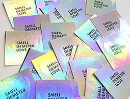 Печать наклеек и стикеров на заказ